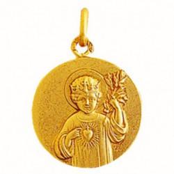 Médaille Jésus Roi d'Amour