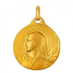 Médaille Vierge au Lys