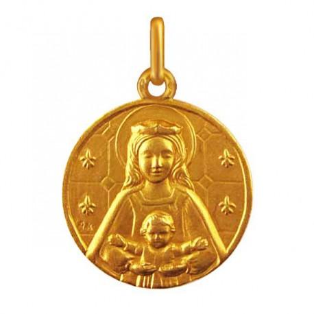 Médaille Notre Dame des tout petits