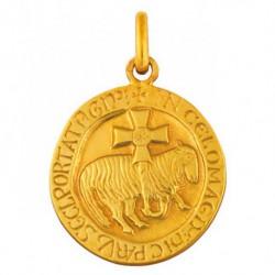 Médaille Agneau de Cluny