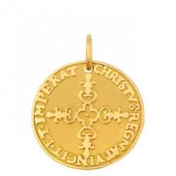 Médaille croix de Louis XIII