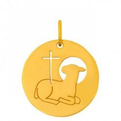 Médaille Agneau Pascal