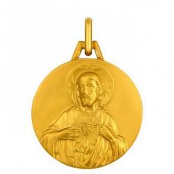 Médaille Sacré Coeur