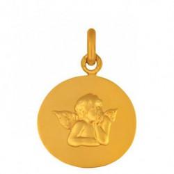 Médaille Ange Raphaël galet