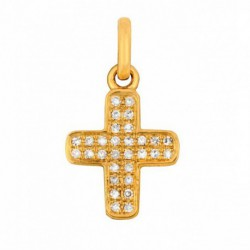 Croix baby cross et diamants