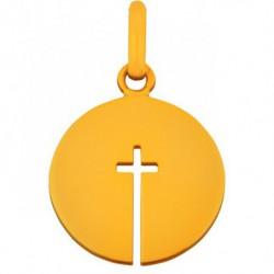 Pendentif croix ouverte