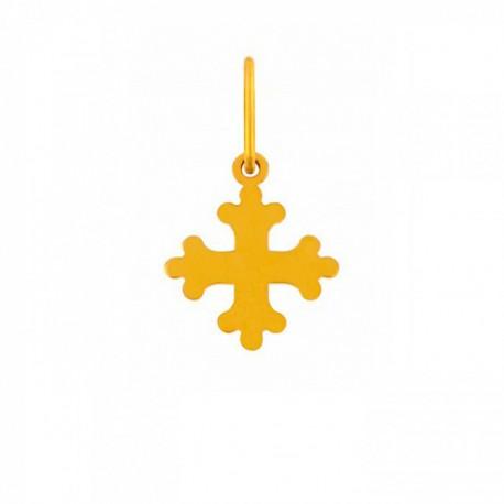 Breloque croix occitane