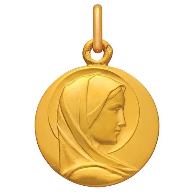 Médailles Vierge