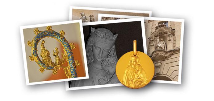 Création médailles