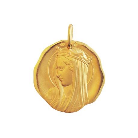 Medaille Vierge du XIIeme