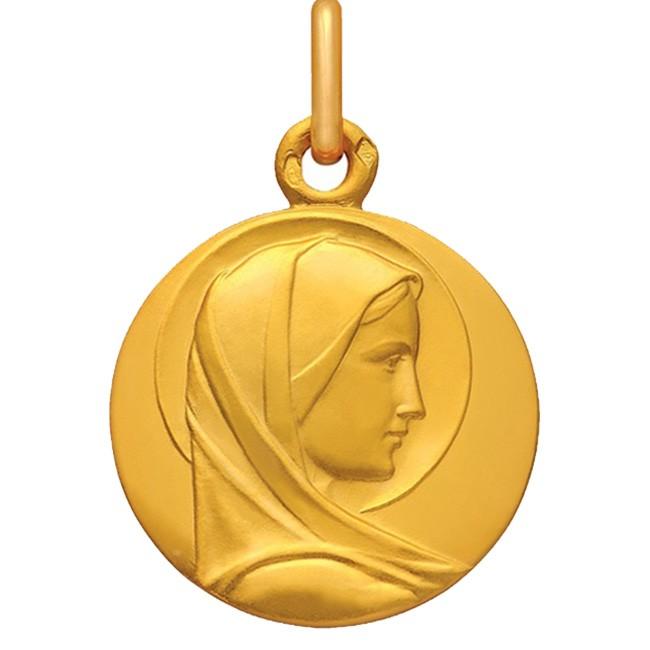 Médaille Virgo Maria 20mm