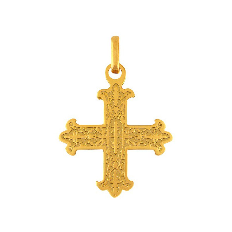 Pendentif Croix de Saint Irénée