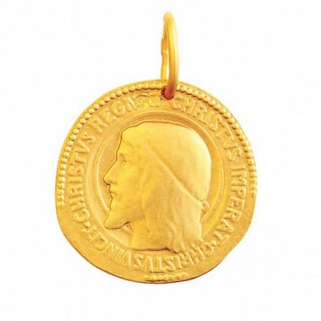Médaille Christ Roi 20mm