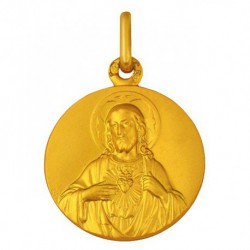 Medaille Scapulaire 18mm