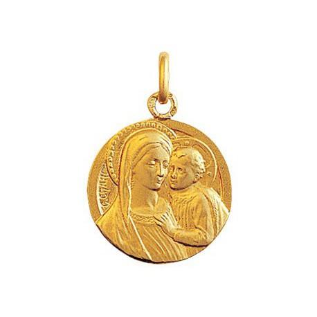 Médaille Notre Dame du Bon Conseil 20mm