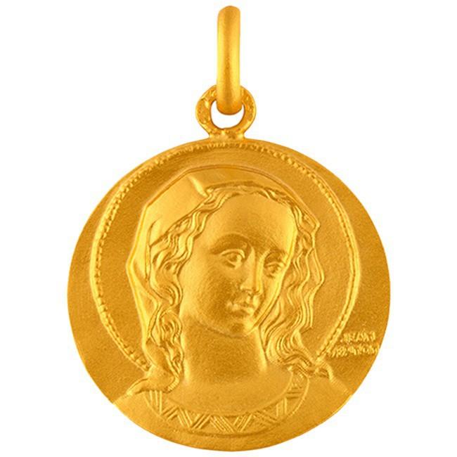 Médaille Virgo Amabilis 21mm