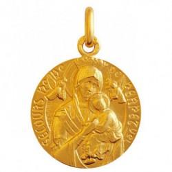 Médaille Notre Dame du Perpétuel Secours