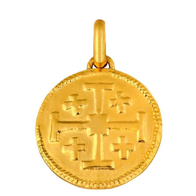 Médaille Croix de Jérusalem