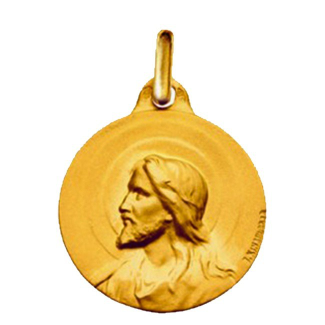 Medaille Christ