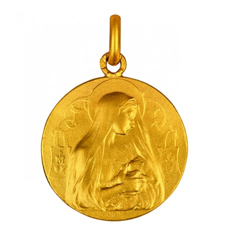 MEDAILLE VIERGE MERE