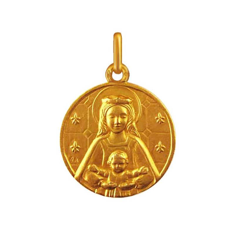 Medaille Notre Dame des tout petits