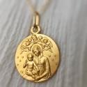 Médaille Reine des Cieux