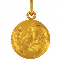 Medaille de bapteme Nativite