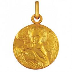 Medaille Ange au Luth