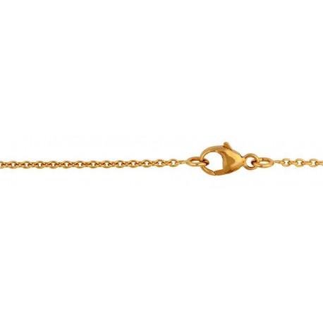 Chaine forçat 45cm 3.1gr