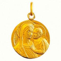 Medaille Notre Dame du Bon Conseil 18mm