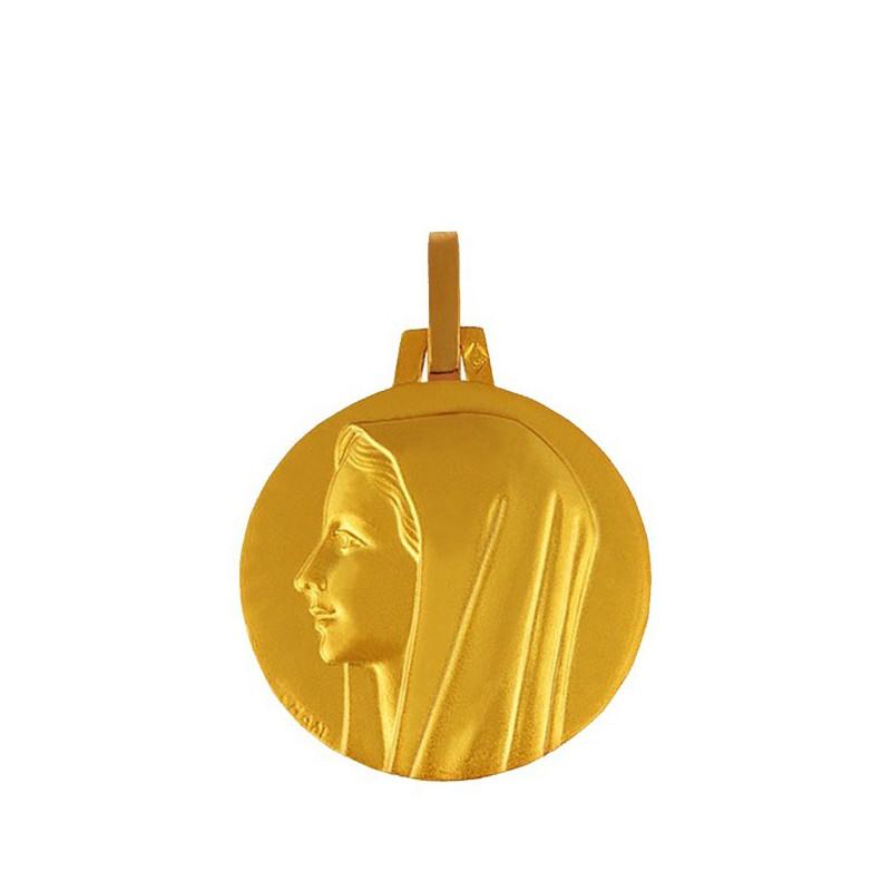 Médaille Vierge douce