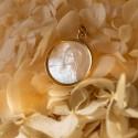 Medaille Notre Dame de Lumiere nacre