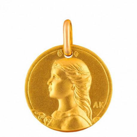 Medaille Vierge Stella Maris