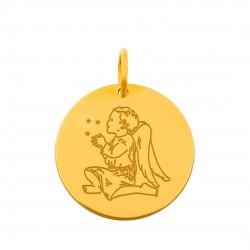 Médaille Ange Gardien BY BM