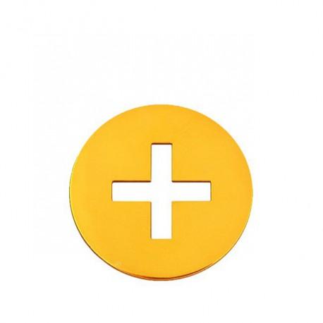 Pendentif croix latine