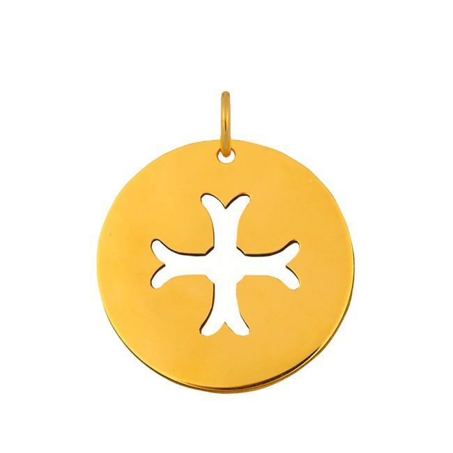 Pendentif Croix Byzantine