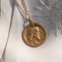 Medaille Doux Seigneur