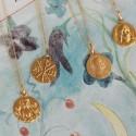 Medaille Christ a l'aureole