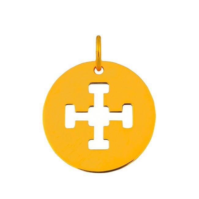 Pendentif Croix de Jérusalem