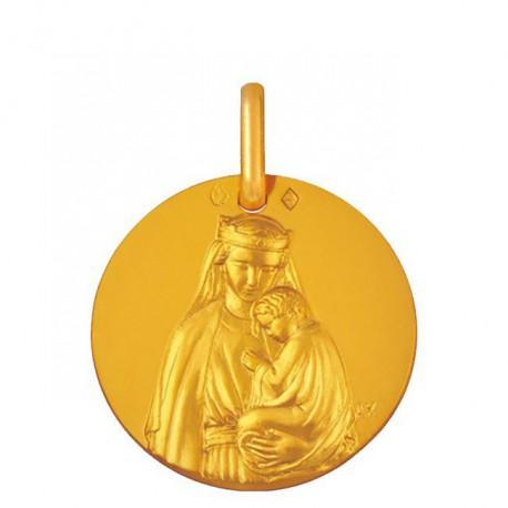 Médaille Notre Dame de la Sagesse