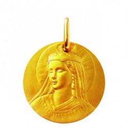 Médaille Notre Dame de Lumière