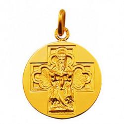 Médaille Trinité de Saulges