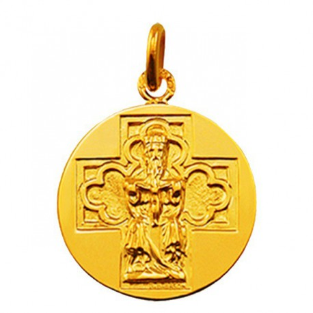 Medaille Trinite de Saulges