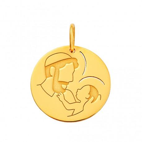 Médaille Esquisse Saint Joseph 16mm