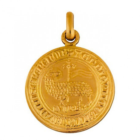 Médaille Agnel Louis X