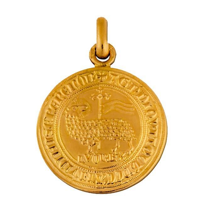 Medaille Agnel Louis X