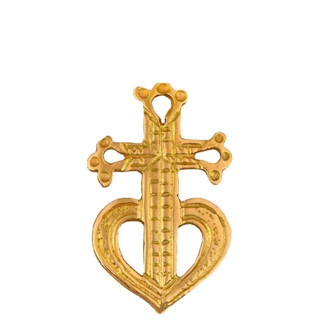 Pendentif croix provençale