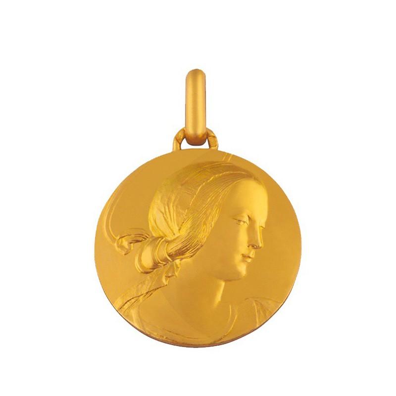 Médaille Vierge de Milan