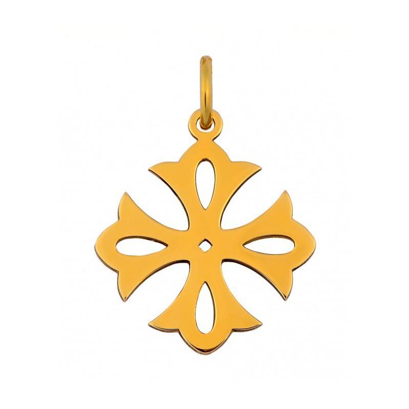 Pendentif croix copte