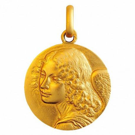 Médaille Ange de Léonard de Vinci